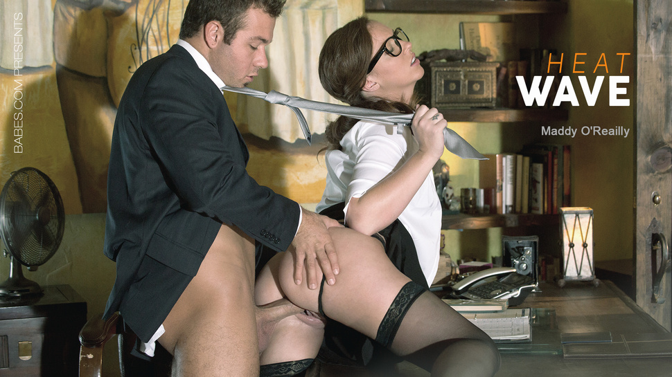 Babes - Heat Wave - Maddy O'Reilly