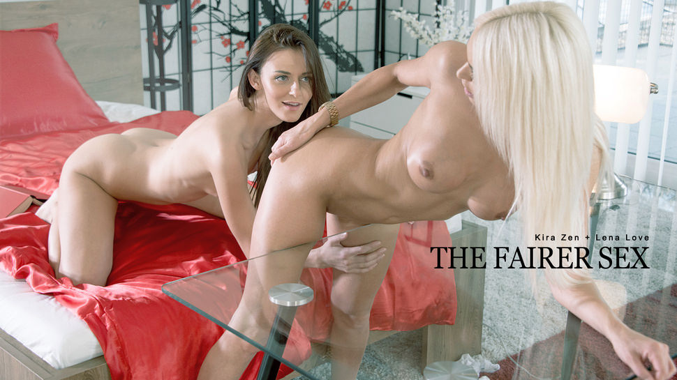 The Fairer Sex – Kira Zen, Lena Love – Babes